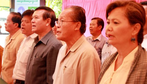 Cambodian National Party elected officials