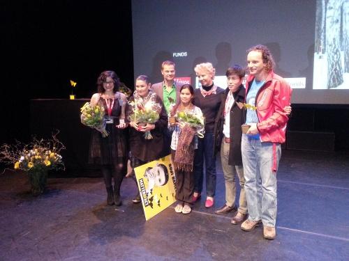 Tep Vanny among other winners