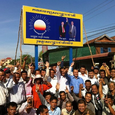 CNRP signs