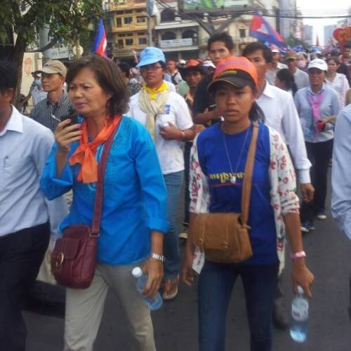 Marching with the youth-15Dec.