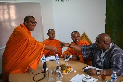 Maina Kiai unofficial visit to Cambodia