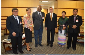 Meeting Assistant Deputy Scot Marcel- State Department-16/09/15