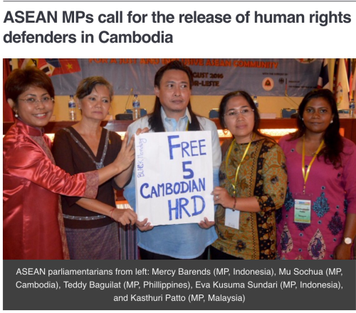 womans issues in cambodia Human rights in cambodia may be seen in the context of both its traditions deriving primarily from indian culture and its absolute rule of god-kings, and buddhism, the main religion within cambodian society  issues freedom of expression and assembly.
